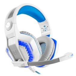 BEEXCELLENT GM-2 Gaming Headset with Mic LED Light for PC PS