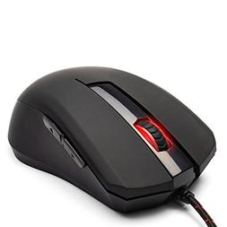 Turtle Beach Grip 300 5-Button Optical Gaming Mouse with Ava