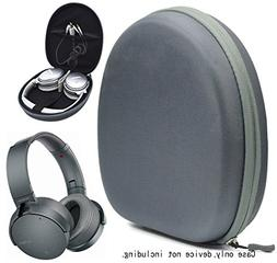 Stone Gray Headset Microphone Case for MPOW Pro, 071, V4.1;