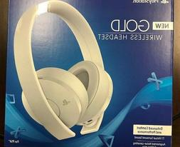 interactive gold wls headset white