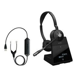 Jabra Engage 75 Stereo Wireless Headset with EHS Cisco 14201