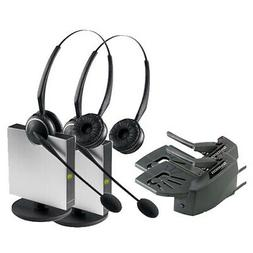 Jabra GN9125 Duo w/ Lifter-2 DECT 6.0 Technology Wireless He