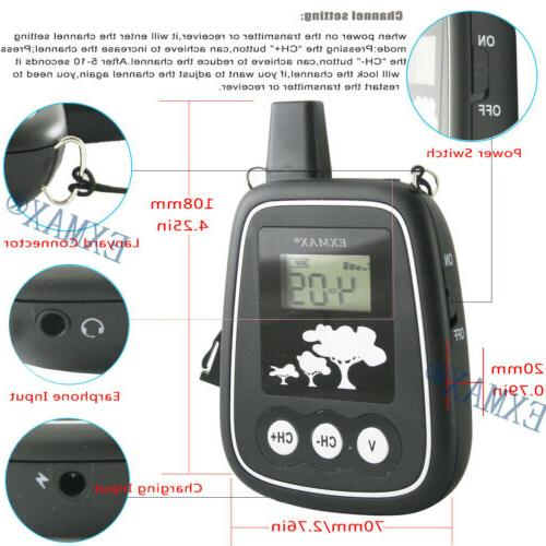 EXMAX Headset Tour Guide WTG-05 For