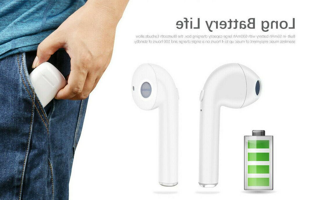 1Bluetooth Android Samsung Earbuds Airpods