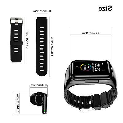 2 In 1 Watch 5.0 Wristband