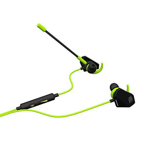 Mad Catz E.S. PRO 1 Gaming Earbuds for PC, Consoles & Mobile