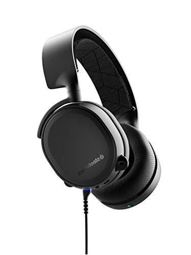 SteelSeries Arctis 3 Wired Wireless Gaming Headset Nintendo Switch, PC, Playstation One, Android and iOS