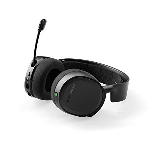 SteelSeries Arctis 3 Bluetooth Wired Headset One, VR, Android and iOS