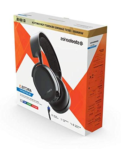 SteelSeries Wired and Wireless Headset PC, 4, Xbox One, iOS