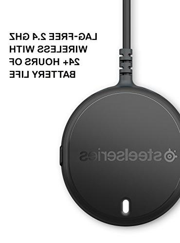 SteelSeries Lag-Free PC/PS4/Xbox One/VR/iOS Wireless