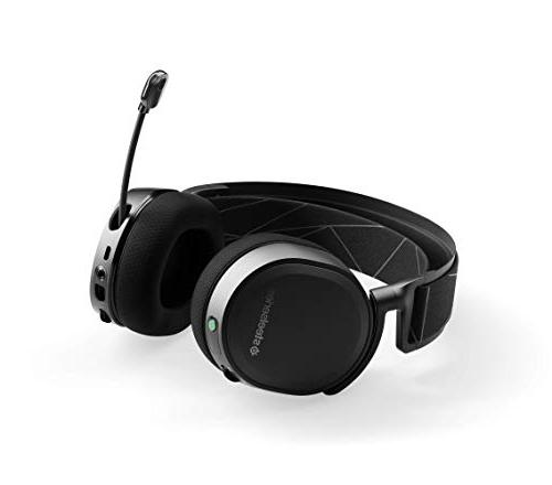 SteelSeries Wireless DTS for PC and 4 Black
