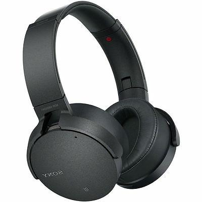 Sony Black Noise-Canceling Headphones