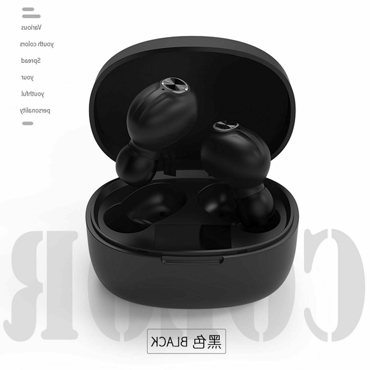 Bluetooth TWS Wireless Mini Stereo Headphones