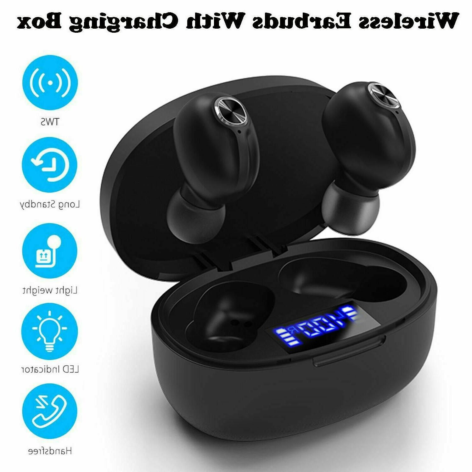 Bluetooth Wireless Earphones Stereo