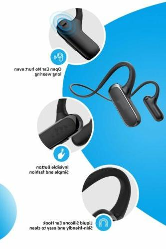 Bluetooth Neckband Sport Headset Mic Ear