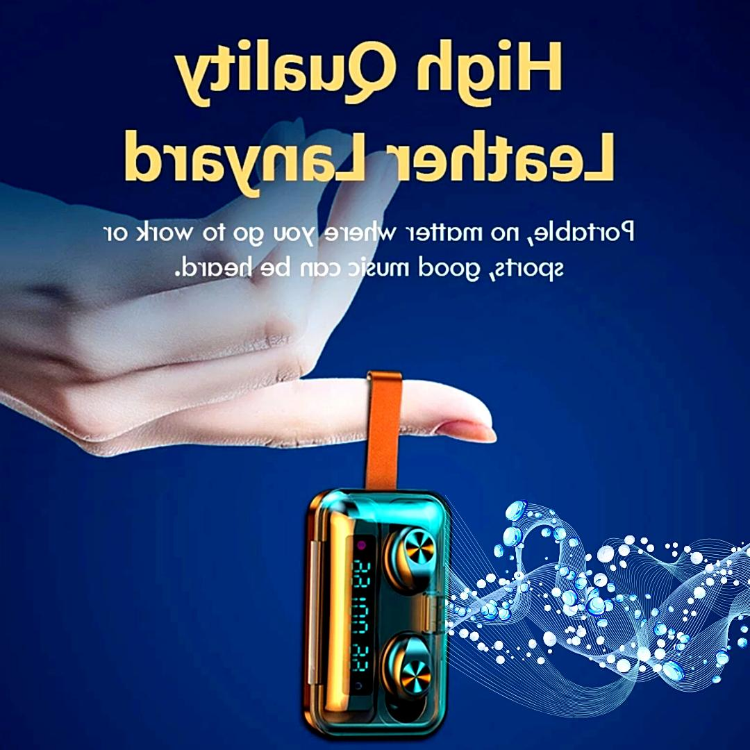 Bluetooth Wireless Headphone 5.0 Waterproof Headset