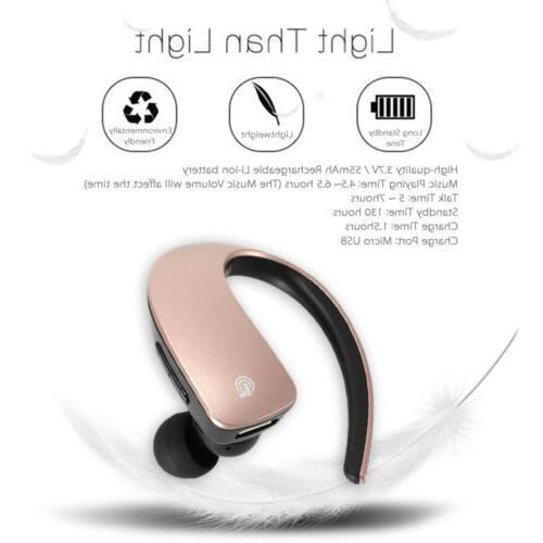 Bluetooth Headphone Wireless Headset for IOS Android