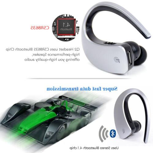 Bluetooth Headphone Stereo Headset HD for