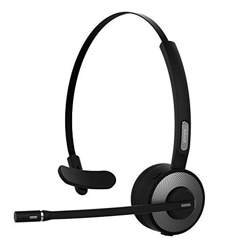 Bluetooth for Phone,YAMAY Wireless Headset Microphone Trucker Office iPhone