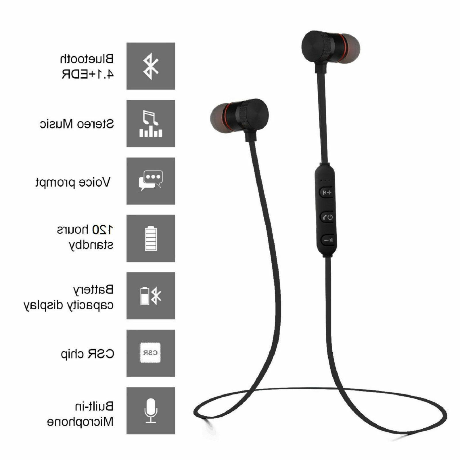 Bluetooth Sport Stereo With