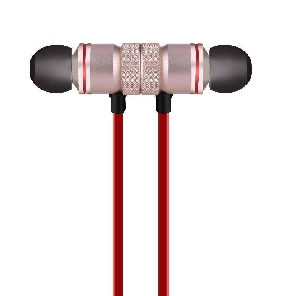 Bluetooth Sport Stereo Headphones With Mic