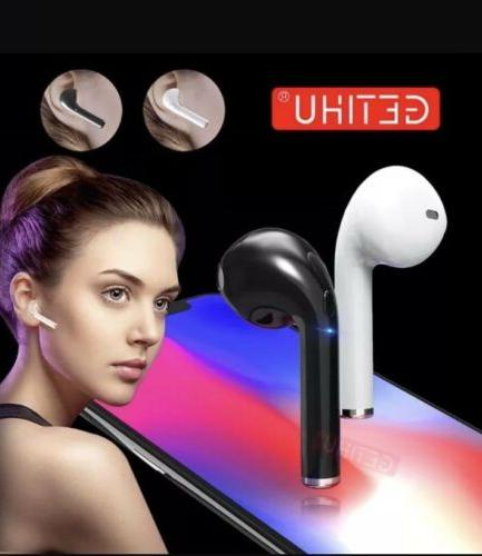 bluetooth wireless earbuds with microphone for samsung