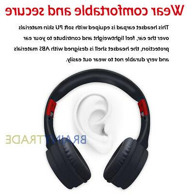 Bluetooth Over Ear Headset Reduction