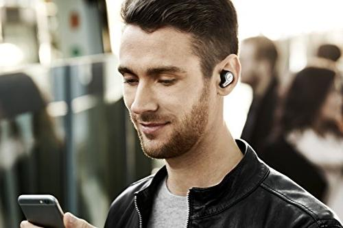 Jabra 65t Enabled Wireless with Charging Titanium Black