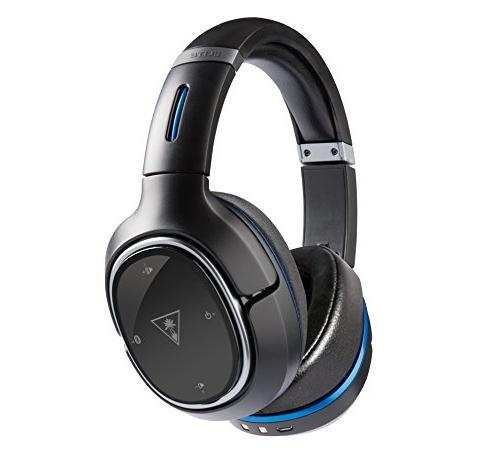 Turtle Elite Wireless Noise-Cancelling DTS