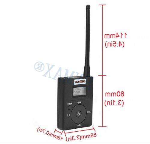 EXMAX Church System 60-108MHz For Meeting 1T15R