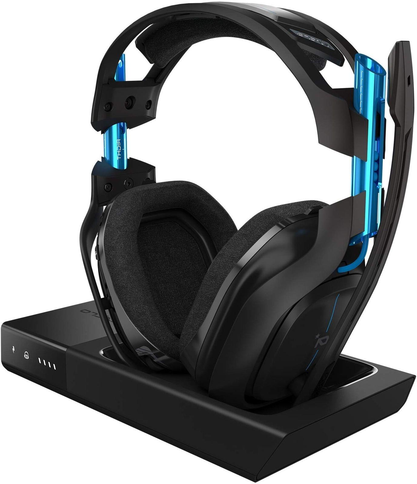 gaming a50 wireless dolby headset base station