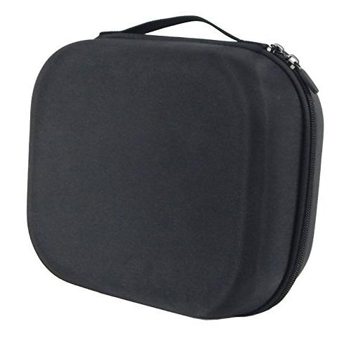 CASEMATIX Protective Gaming Headset Travel Case Fits Siberia , Prism , Raw , Siberia PC Mac and XBOX