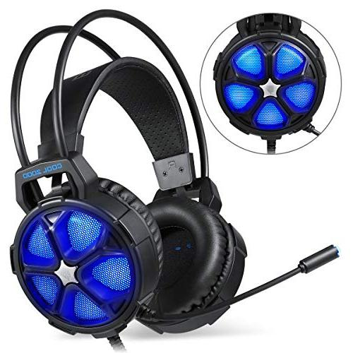 gaming headset cool 2000 over