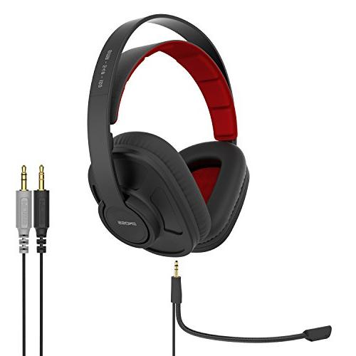 gmr 540 iso closed back gaming headphones