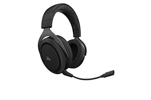 CORSAIR Wireless Headset - 7.1 Sound for - Discord Certified 50mm