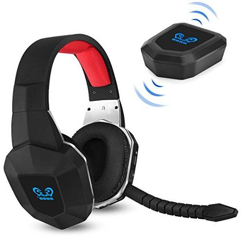 huhd wireless stereo gaming headset