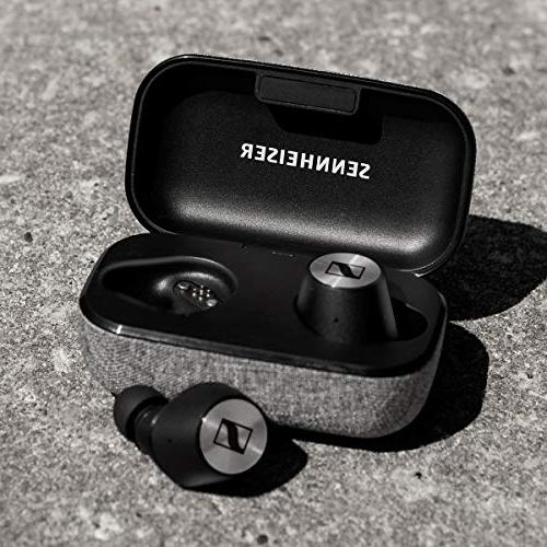 Sennheiser True Wireless Bluetooth Earbuds with Touch Control