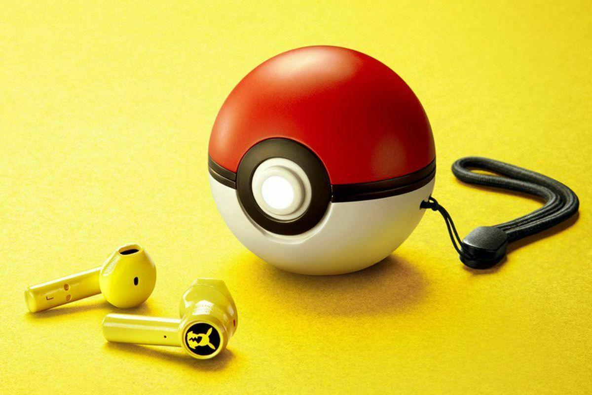 pikachu true wireless earbuds official pokemon exclusive