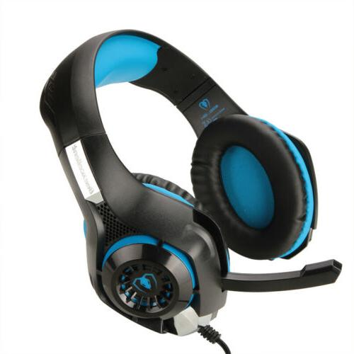 Pro Wired XBOX Mic Stereo Headphones HOT
