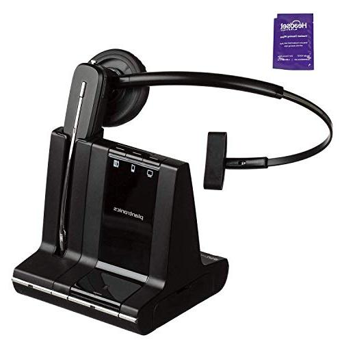 savi w740 wireless headset system