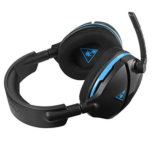 Turtle Wireless Headset for 4 Pro and 4