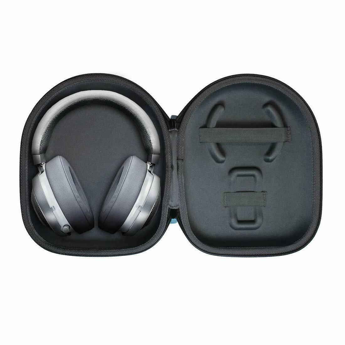 travel storage case for razer kraken 7