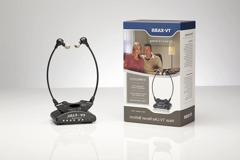 TV Headsets TV Hearing Aid Devices