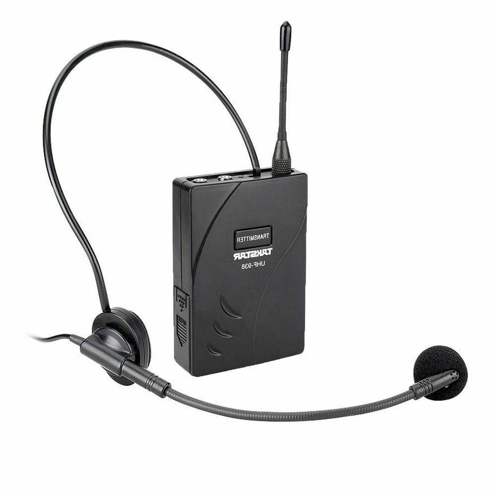 EXMAX Wireless System for 1 Transmitter Receiver
