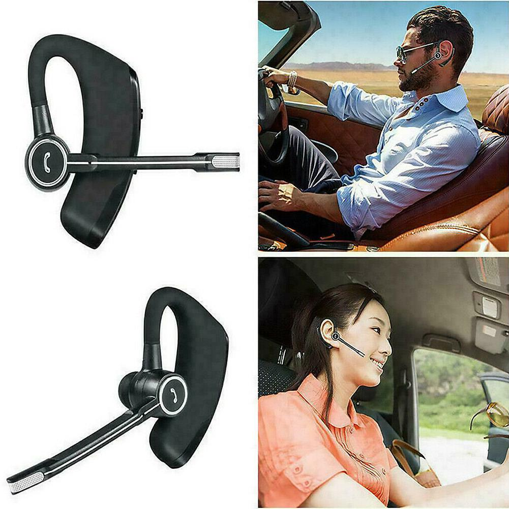 V8S Business Bluetooth V4.1 Headset Wireless Earphone Earhoo