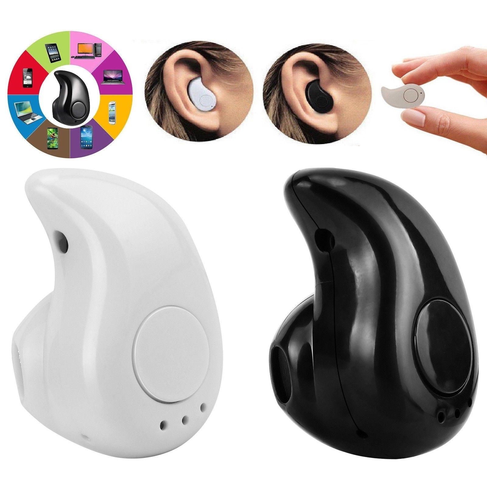 Mini Wireless Bluetooth In-Ear Stereo Headset