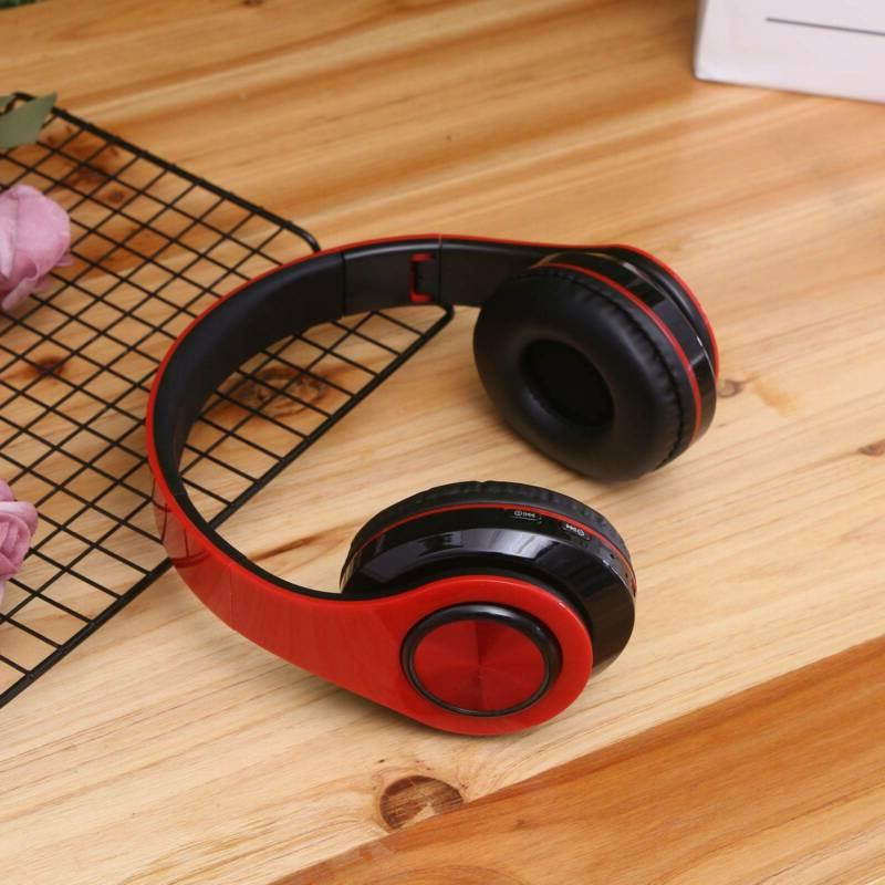 Wireless Bluetooth Headphones with Mic for PC Laptop