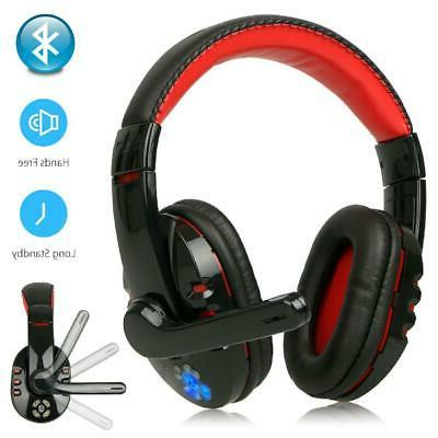 Pro Gaming Headset With Mic XBOX One Wireless Headphones Mic