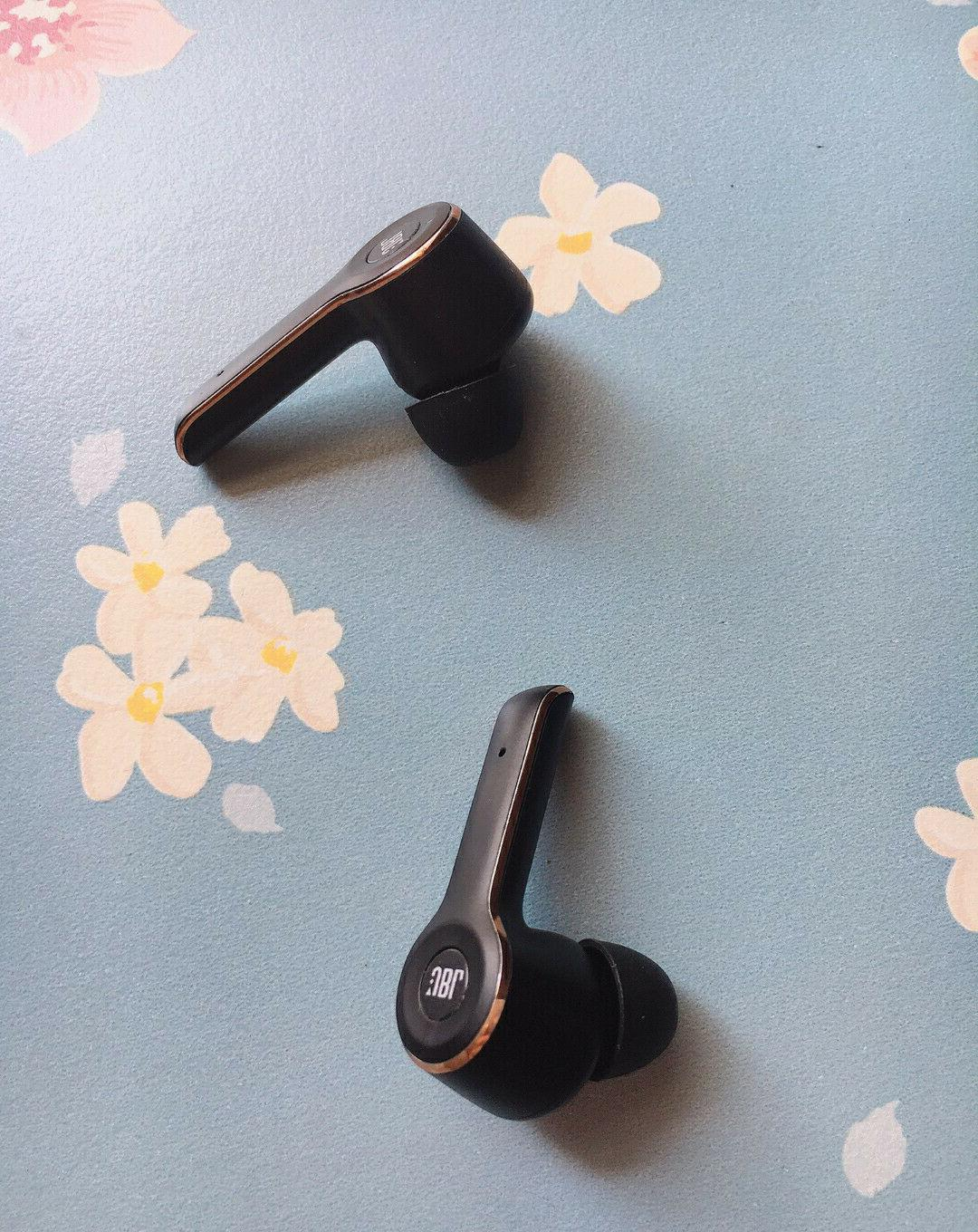 Wireless Headphone Headsets For Android Black
