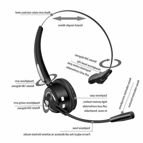 Wireless Center Noise Cancelling